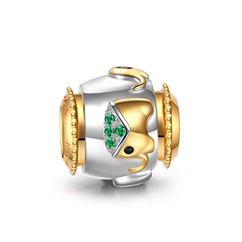 gold charms for bracelets