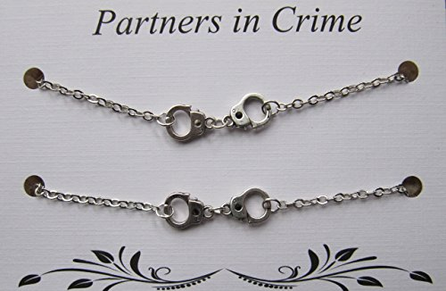 Best Friend Jewelry Best friend necklaces, bracelets and key chains. Loading products Partners in Crime/Best Friend Charm Necklace Necklaces $ Freedom Handcuff Best Friend Bracelet Bracelets $ Gold Freedom Handcuff Best Friend Bracelet Bracelets $