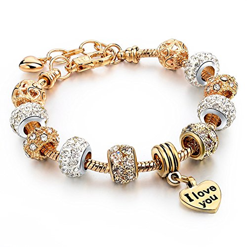 Sterling Silver 7 4.5mm Charm Bracelet With Attached Topless Mermaid Charm