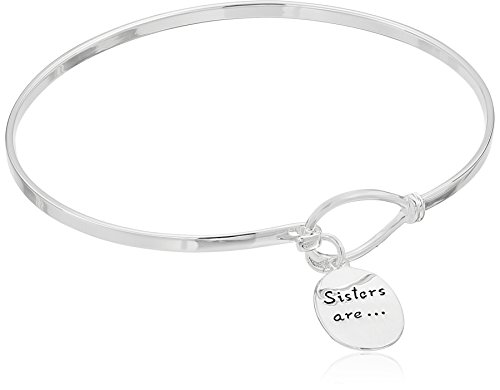 Sterling Silver Sisters Are Forever
